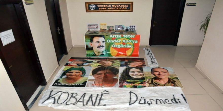 HDP ve DBP il başkanları gözaltına alındı