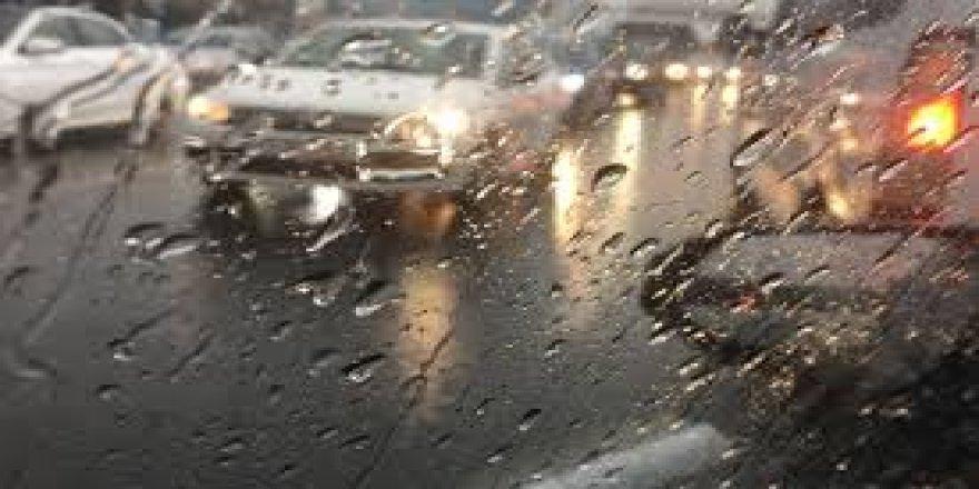 O İl için sağanak yağış uyarısı