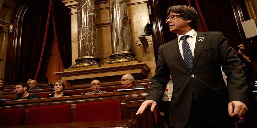 Katalonya'da güven oylaması