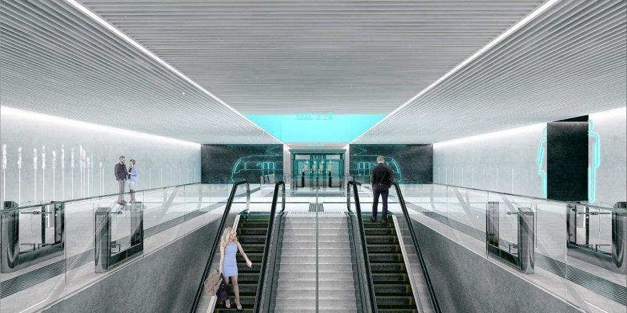 Gebze'ye sürücüsüz metro!