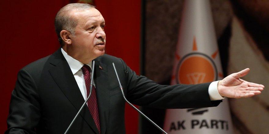 Erdoğan'dan Başbuğ'a sert tepki