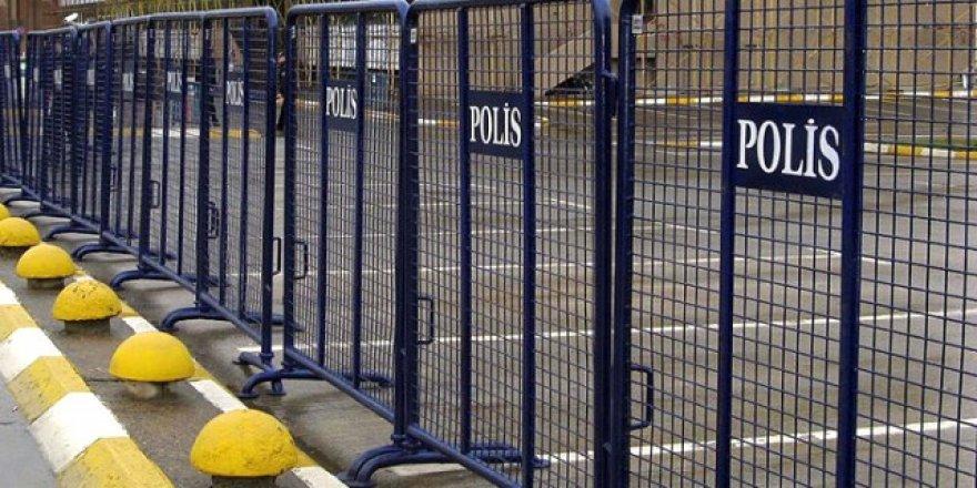 Bazı eylem ve etkinlikler yasaklandı