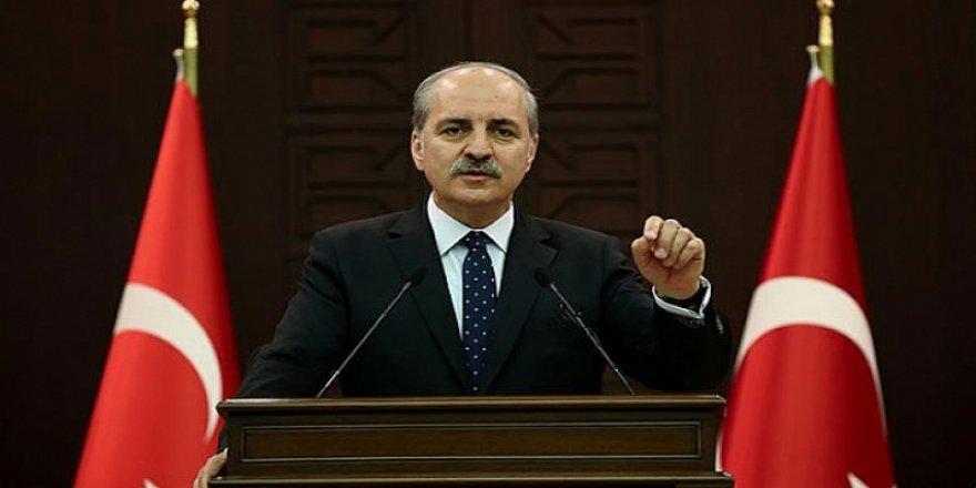 Bakan Kurtuşmuş'tan Zeytin Dalı Operasyonu açıklaması