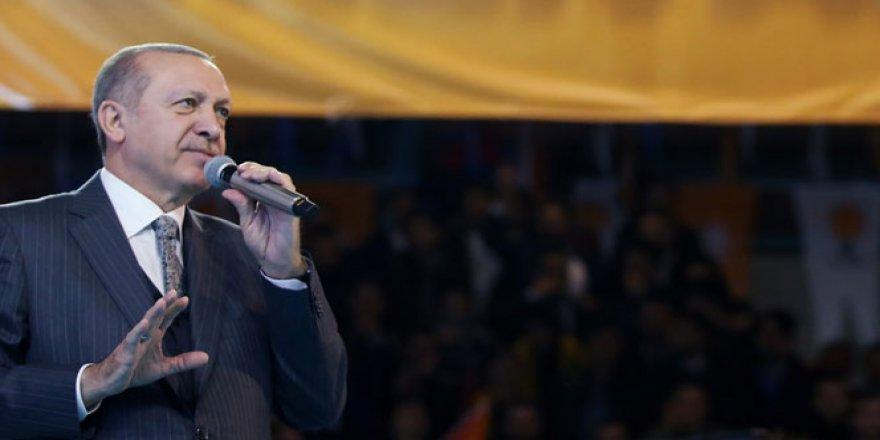 Erdoğan'dan Afrin açıklaması: 'İhtiyaç olursa önce başkomutan ardından...'