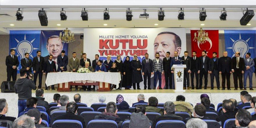 GAÜN Senatosu'ndan Zeytin Dalı Harekatı'na tam destek