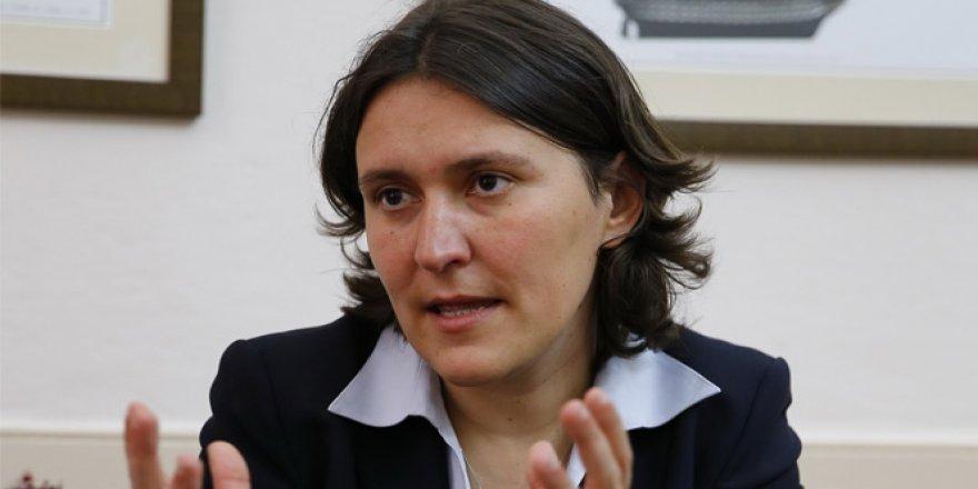 Dışişleri Bakanlığı, Piri'yi sert sözlerle eleştirdi
