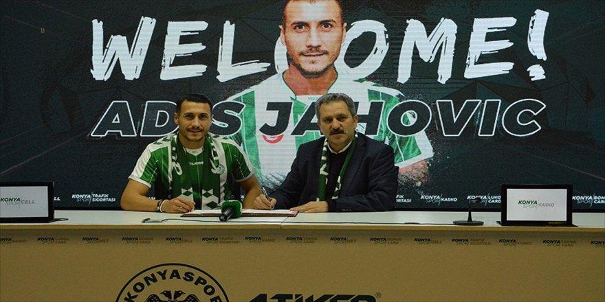 Jahovic'ten Konyaspor'a 3,5 yıllık imza