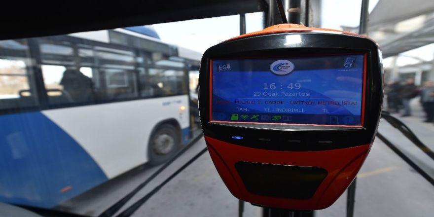 EGO'dan Polatlı'ya otobüs hattı