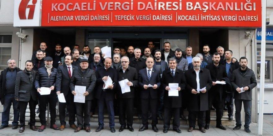 MHP'den hükümete destek!