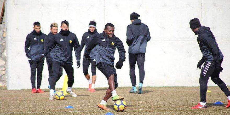 Malatyaspor'da Antalyaspor mesaisi başladı