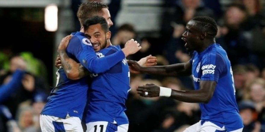 Cenk'siz Everton, Leicester'ı devirdi!