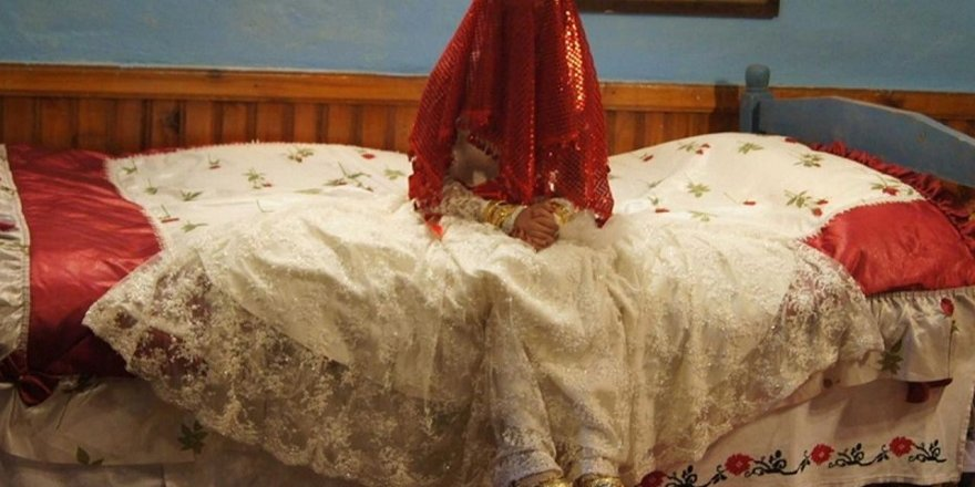 Küçük kızların evliliğine yasak hazırlığı