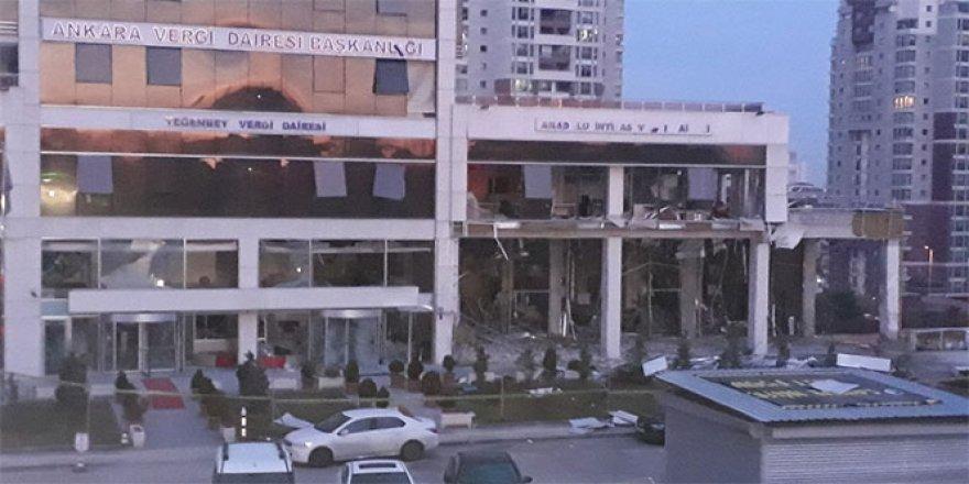 Ankara Valiliğinden patlamayla ilgili flaş açıklama