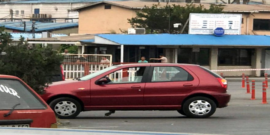Karısının arabasına dinamit yerleştiren kocadan olay savunma!