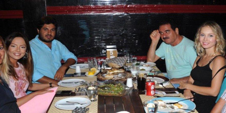 Tatlıses, Ebru Gündeş'i Zarrab üzerinden vurdu