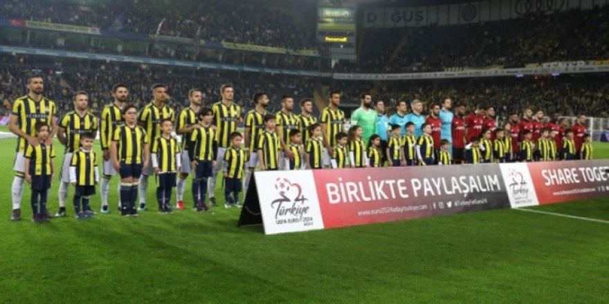 Fenerbahçe taraftarlarından 'Yönetim istifa' sesleri