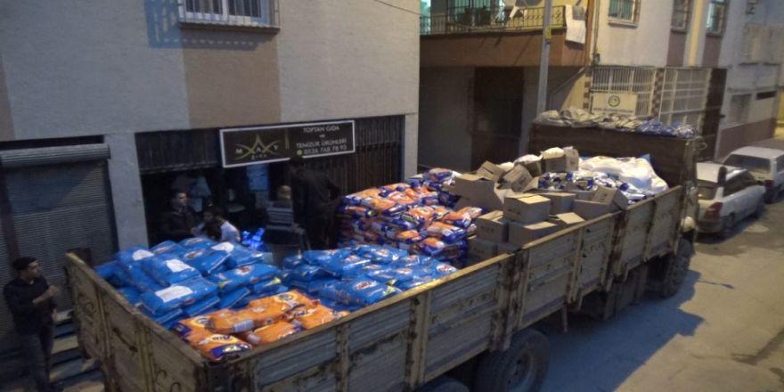 10 ton sahte temizlik malzemesi ele geçirildi