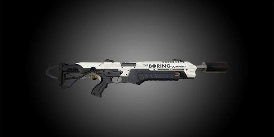 Alev silahına gelen yasağı basitçe aştı