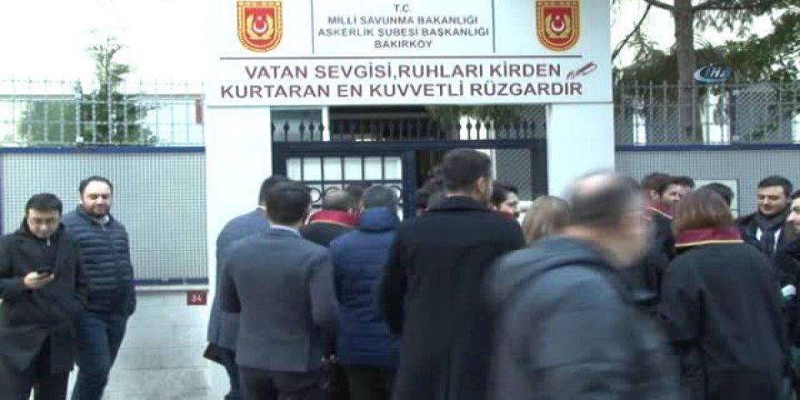 Hukukçular Afrin'e gitmek için dilekçe verdi
