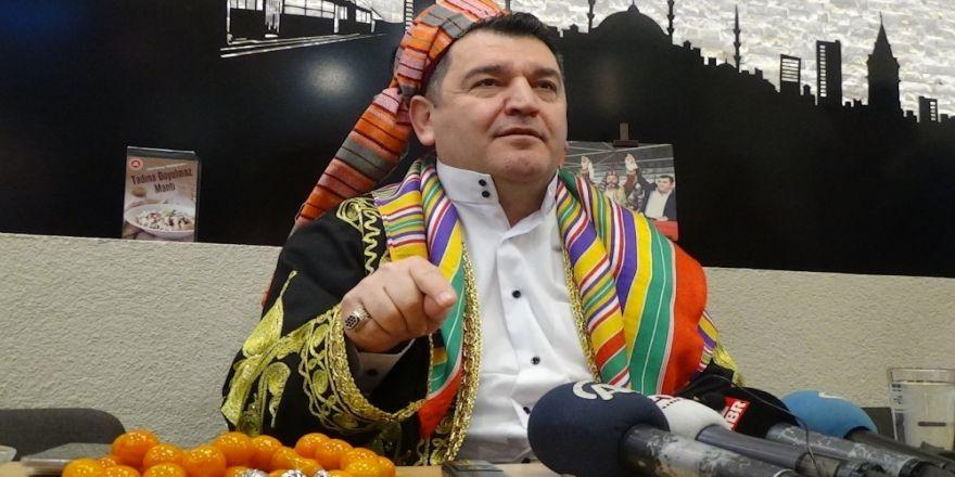 """""""Afrin'e gitmeye hazırım"""""""