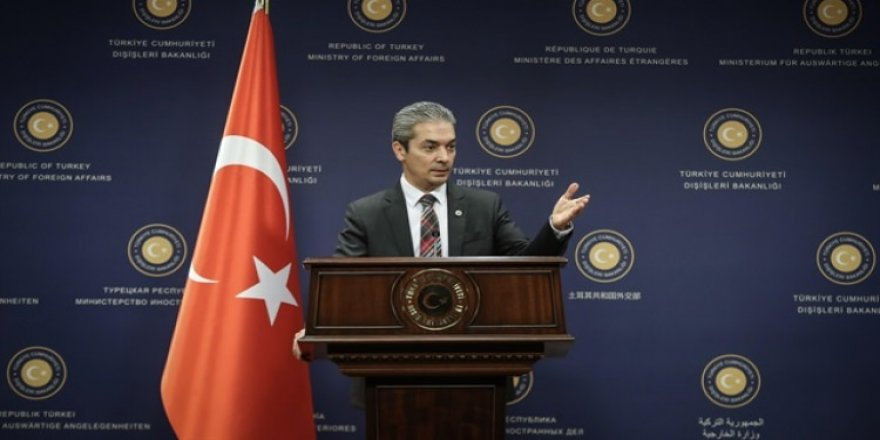 'AB, Kıbrıs konusundaki tarafsızlığını tamamen yitirmiştir'
