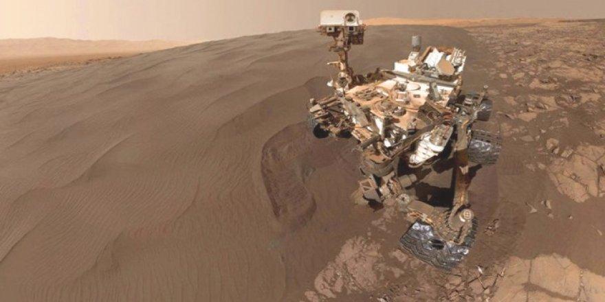 NASA'dan panoramik Mars