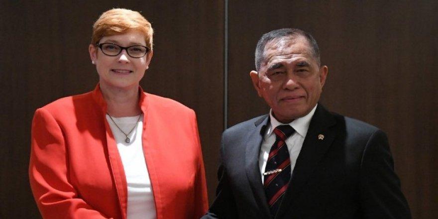 Avustralya ile Endonezya anlaştı