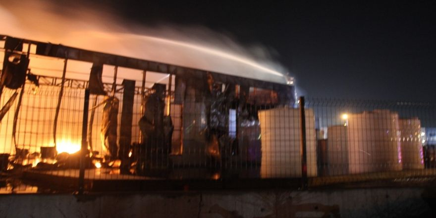 Kocaeli'deki yangında maddi hasar belirlendi!