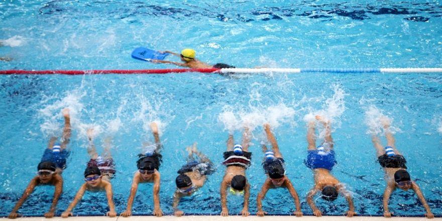 Havuz enfeksiyonlarına dikkat