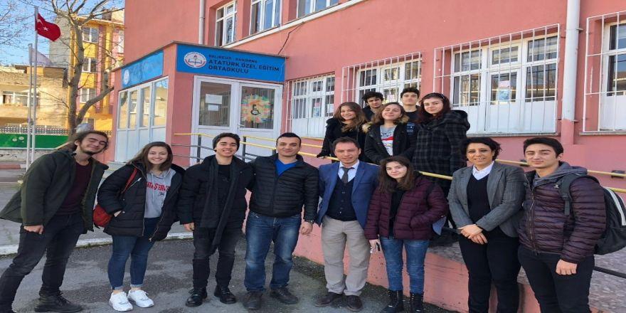 Kabataş Erkek Lisesi öğrencileri Bandırma'da