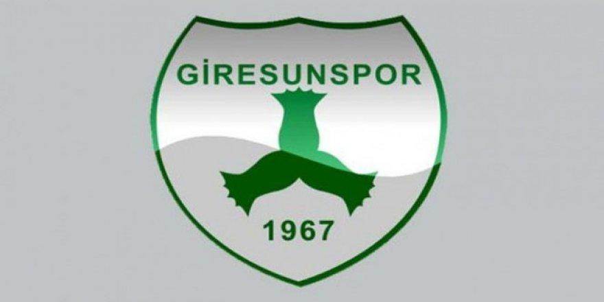 Giresunspor'da Volkan Okumak sezonu kapattı