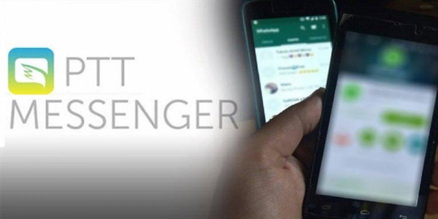 Sahte PTT Messenger'a dikkat