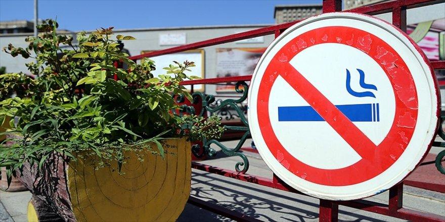 Sigara yasağına uymayana ceza