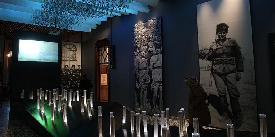 Milli Mücadele Müzesi tarihe ışık tutuyor