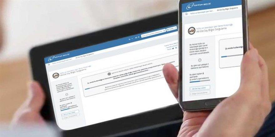 E-Devlet'in yeni uygulaması bugün başladı, sistem kilitlendi...