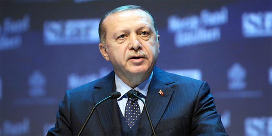 Erdoğan, Kadir Mısıroğlu'nu hastanede ziyaret etti