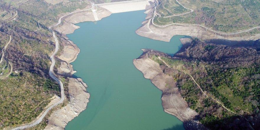 Yuvacık Barajı'nda su seviyesi arttı!