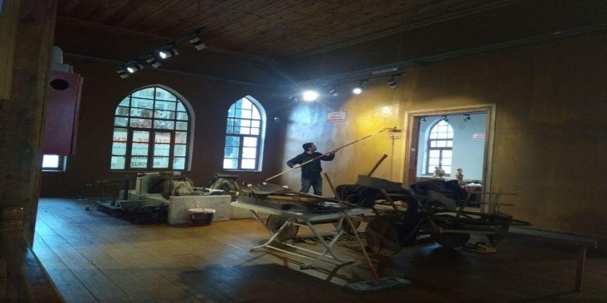 Simav Kent Müzesi bakıma alındı
