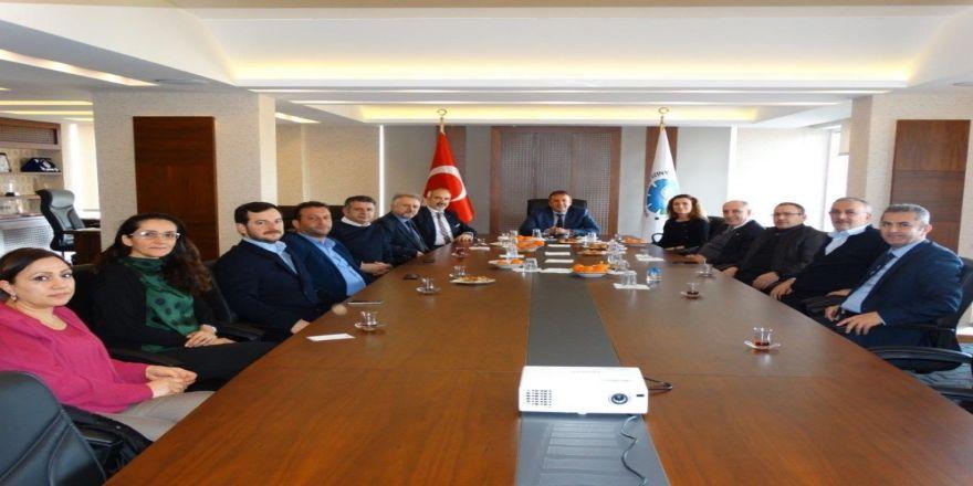 Arsin OSB ve  KTÜ teknolojik işbirliği yapacak