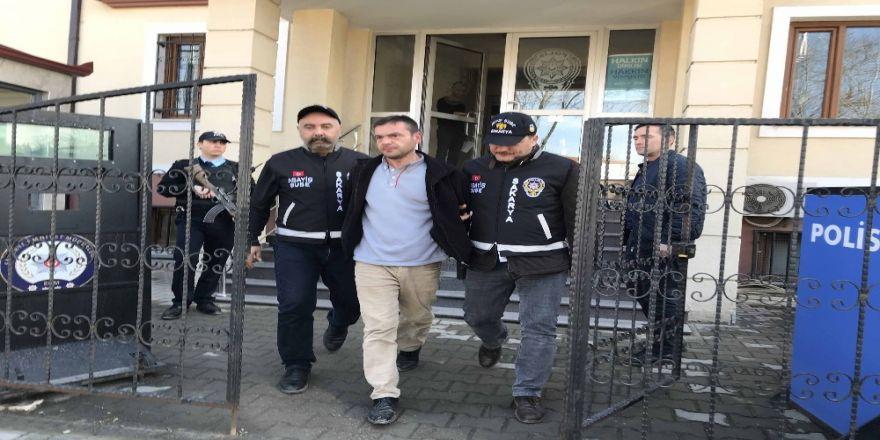 Cezaevi firari bir şahıs yakalandı