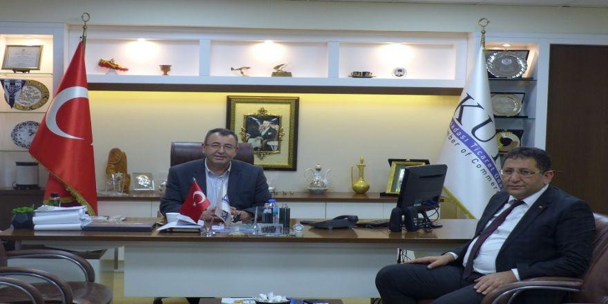 İŞKUR ofisi açılması için girişimler sürüyor