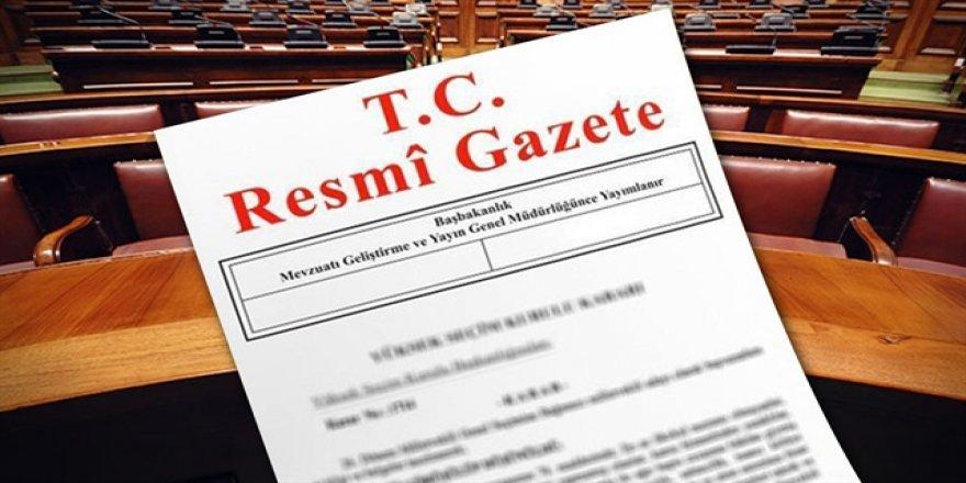 Endüstri Bölgeleri Yönetmeliği yenilenerek Resmi Gazete'de yayımlandı