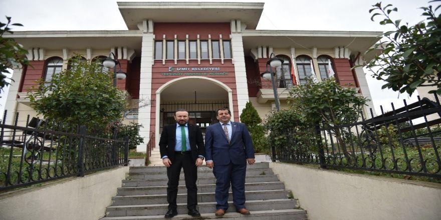 """Başkan Doğan, """"Tepeköy artık çok daha güzel"""""""