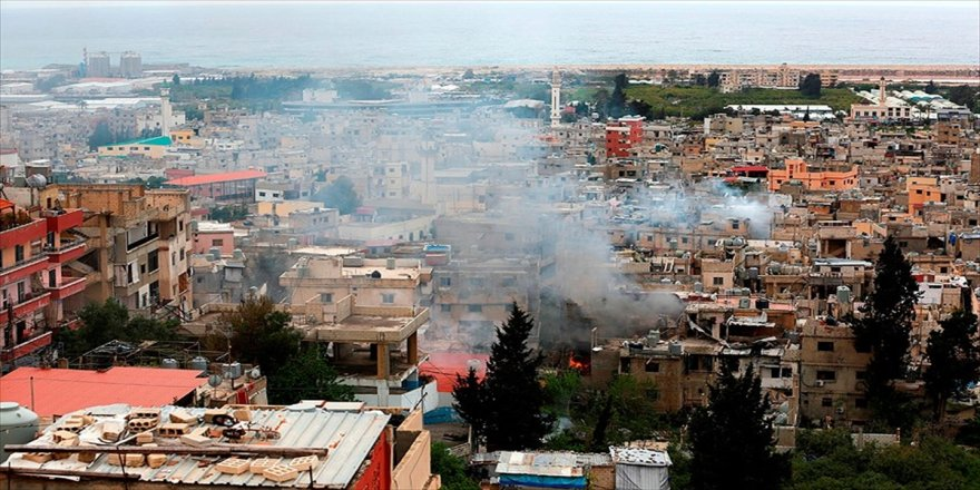Mülteci kampında çatışma: 1 ölü