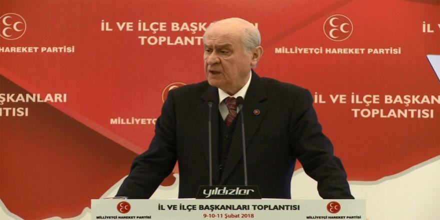 """""""Alın PKK'yı, vurun CHP'ye"""""""