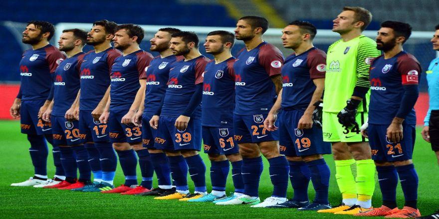 Başakşehir'in serisi sona erdi