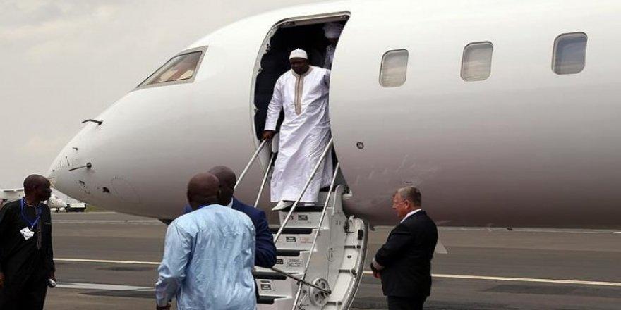 Gambiya Cumhurbaşkanı, Türkiye'ye geliyor