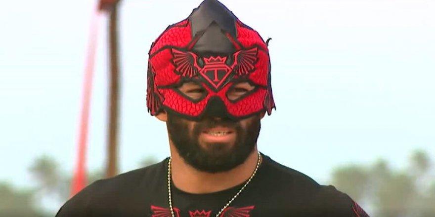 Turabi, maskesinin sırrını açıkladı!