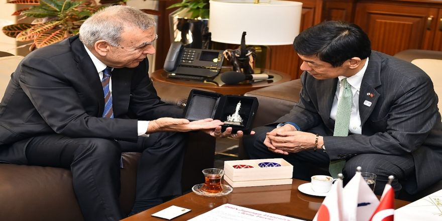 Japonlara İzmir daveti