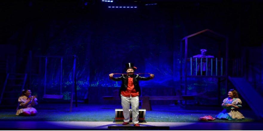 Devlet Tiyatrolarından yeni çocuk oyunu